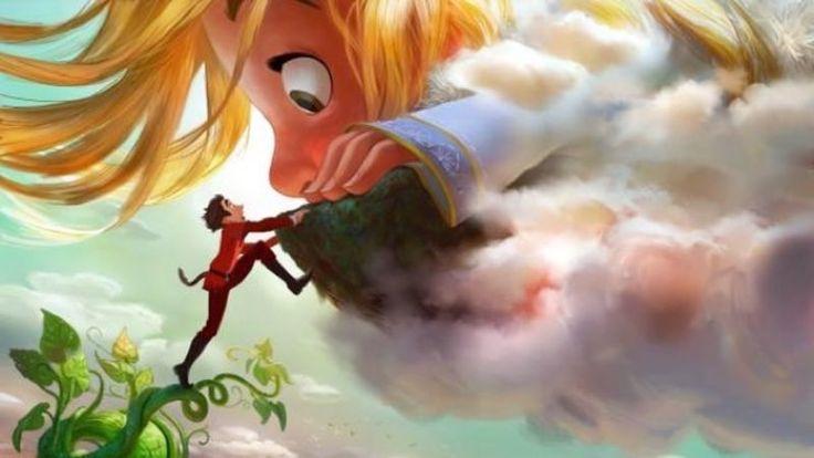 Disney Animation Just Shelved ItsJack and the Beanstalk Film, Gigantic