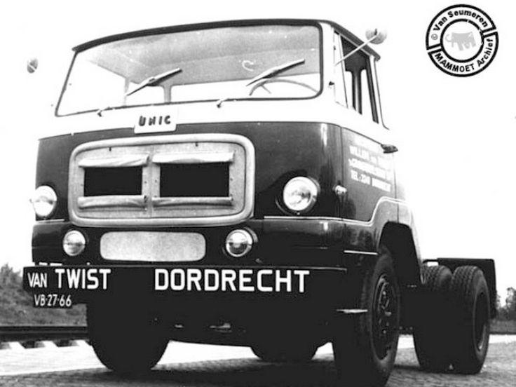 Unic Vb 27 66 Van Twist Dordrecht Foto Piet Pietjouw