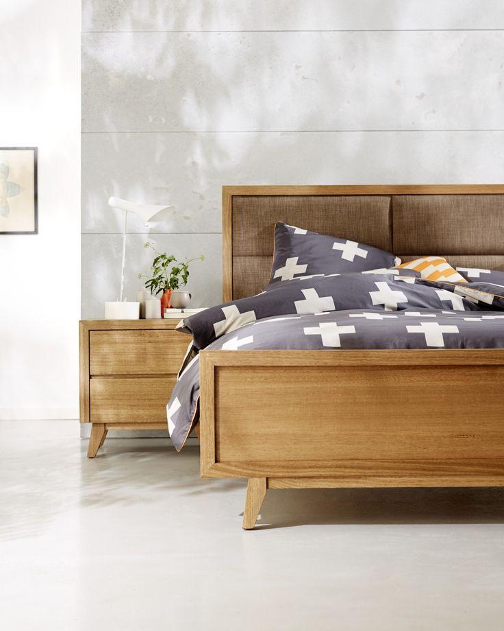 Retro Bedroom Interior Design: 785 Mink On Forty Winks Retro Bedroom Suite