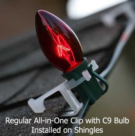 all in one christmas light clip - Outdoor Christmas Light Hooks