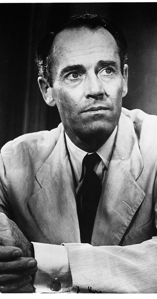 12 angry men by henry fonda Hum115 12 angry men the character in this movie that was the most effective critical thinker was juror 8(henry fonda) the types of characteristics that fonda.