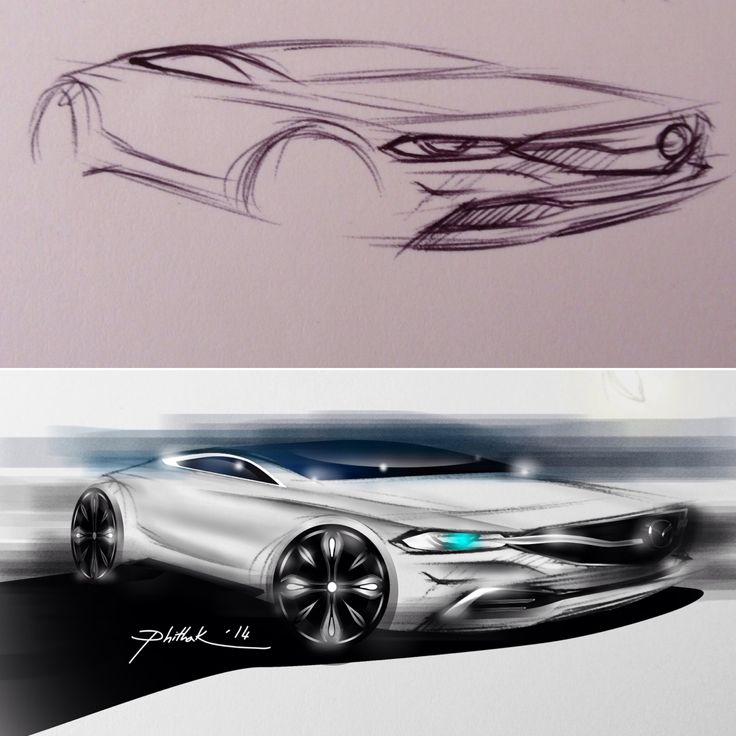 Mazda 3 coupe concept by ptkd