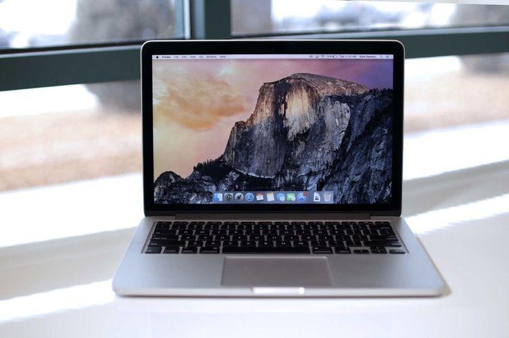 Macbook Pro 13 inch Retina - Mid 2014