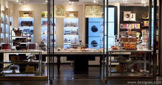 Godiva Store in Metlife Building