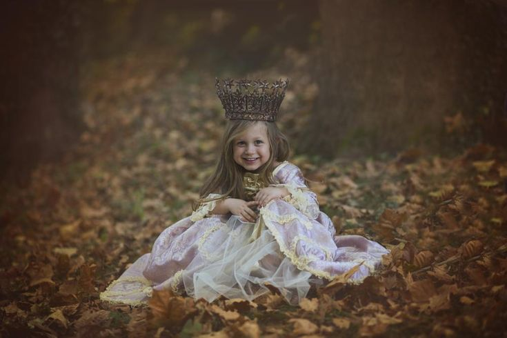 Autumn Princess by Victoria Schafer Photography