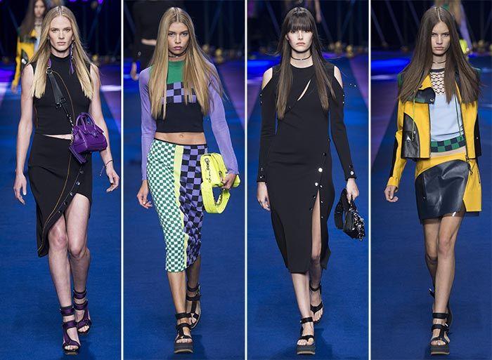 Versace Spring/ Summer 2017 Collection - Milan Fashion Week