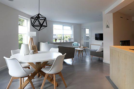 Interieurontwerp woning te Rijssen « Anne-Carien interieurarchitect