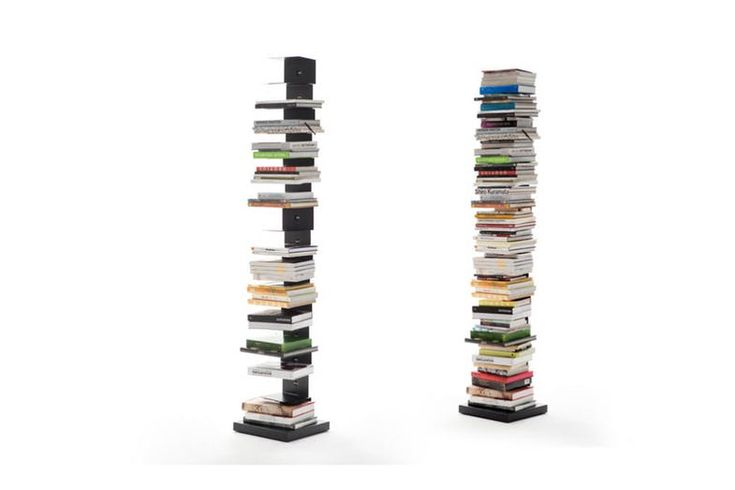 Ptolomeo Art Bookcase by Bruno Rainaldi for Opinion Ciatti | Space Furniture