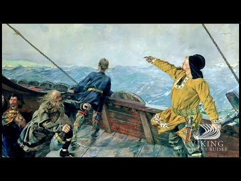 Leif Eriksson - The First European in North America - YouTube