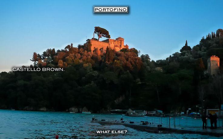 Portofino Castello Brown