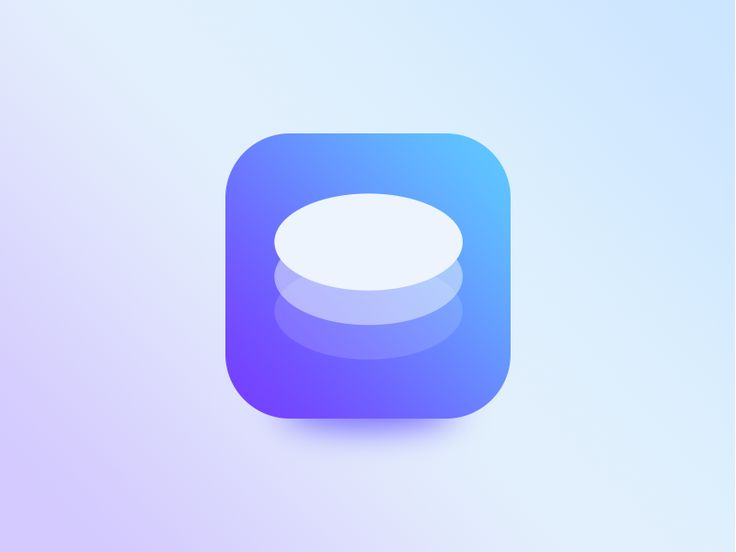 Oval Form App icon by Prakhar Neel Sharma #Design Popular #Dribbble #shots
