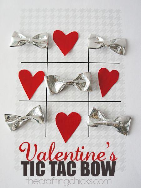 valentines office ideas. valentineu0027s tic tac bow valentines office ideas