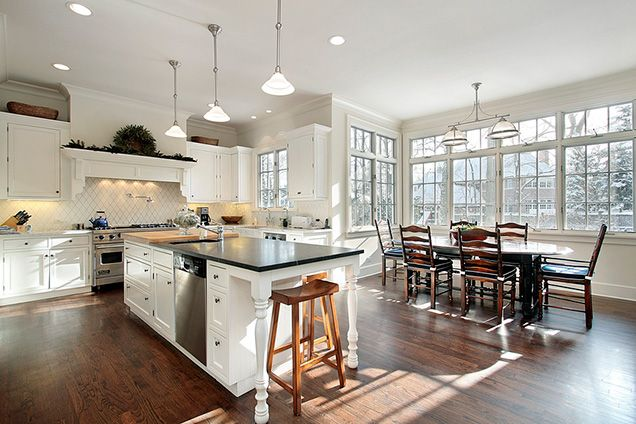 Open Kitchens The Great Debate Open Concept Vs Closed Kitchens Minimalist