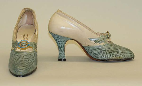 Shoes Designer: Alfred J. Cammeyer (1849–1913) Date: 1925–30 Culture: American Medium: leather