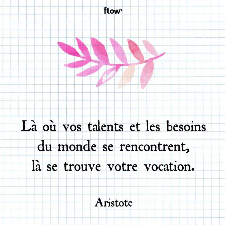 A réfléchir : - Que savez-vous bien faire ? - Utilisez-vous ce talent régulièrement ? https://www.facebook.com/flowmagazine.fr/