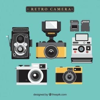 camaras fotograficas antiguas blanco y negro - Buscar con Google