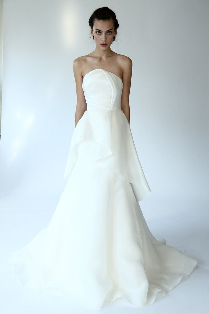 Lela Rose Bridal Fall 2014 - Slideshow - Runway, Fashion Week, Reviews and Slideshows - WWD.com
