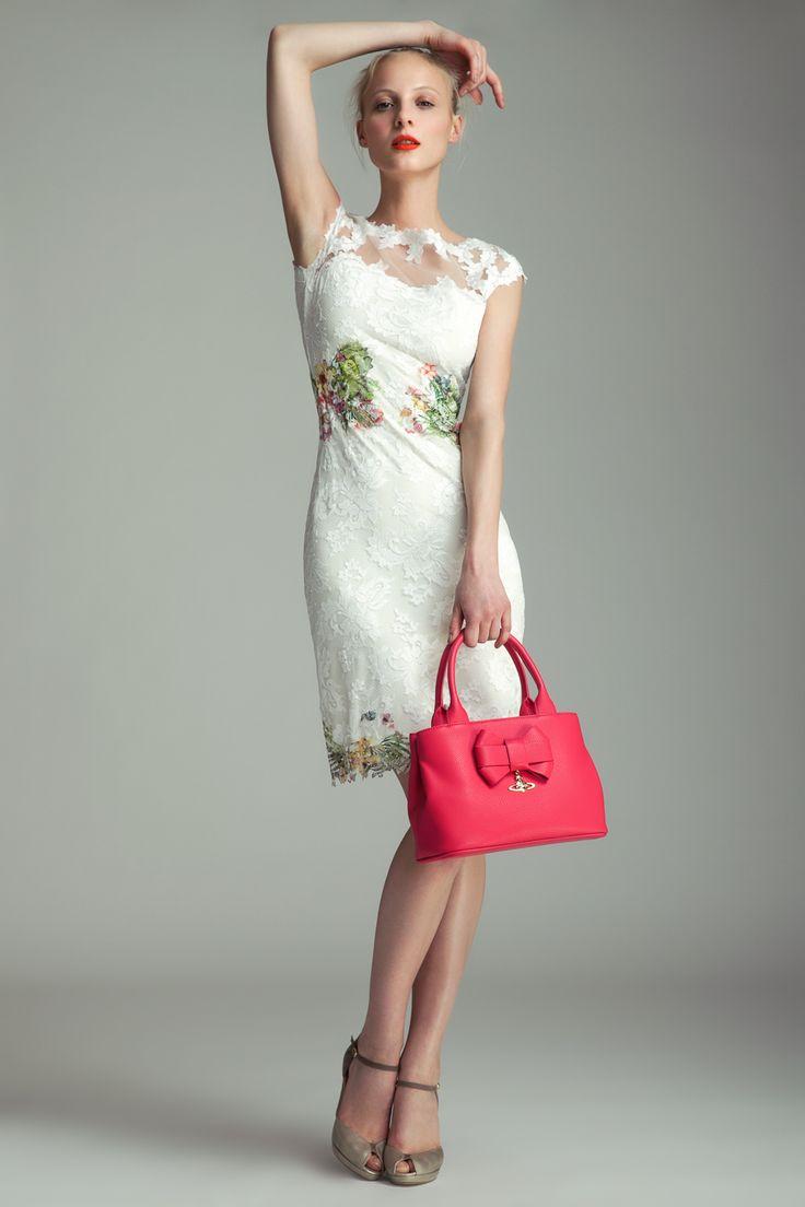Dress Olvi's, 29 090 CZK Handbag Vivienne Westwood, 5890 CZK Shoes Mellow Yellow, 4890 CZK