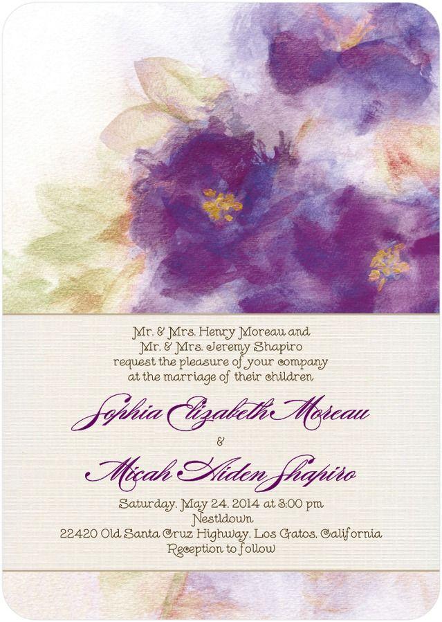 Flowery Bliss Signature White Textured Wedding