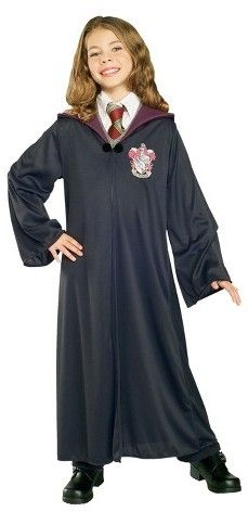 Harry Potter Kids' Gryffindor Robe Costume