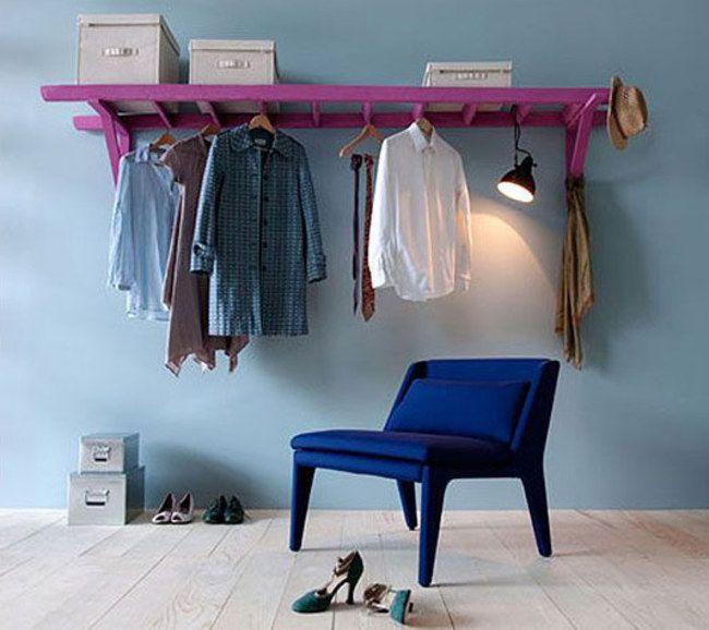 Escaleras de mano: ¡decora tu hogar con ellas!
