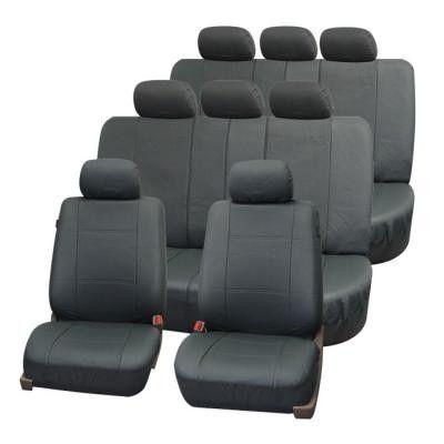 2013 Honda Pilot Deluxe Leatherette seat covers