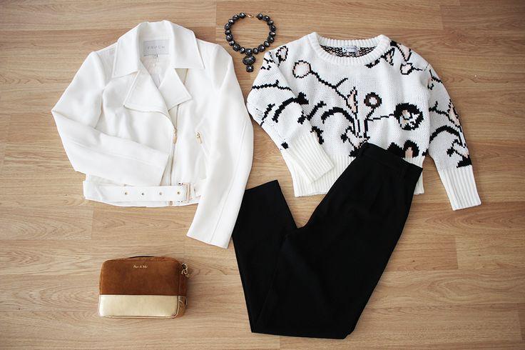 ¿QUÉ ME PONGO? Ficha un jersey estampado y calentito para ser la más original este otoño  Jersey crop > http://www.colettemoda.com/producto/jersey-crop/