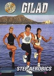 Gilad Bodies In Motion Step Aerobics OOh I use to work out with him when he was on TV love his accent
