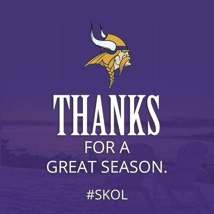 Great job Vikings!