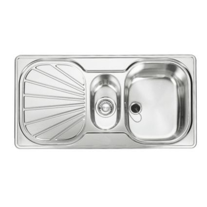 Franke Erica Stainless Steel 1.5 Sink &amp