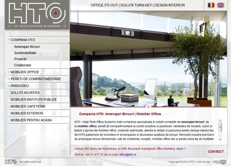 Creare site www.hto.ro