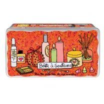 Scented box De ma maison - orange