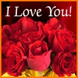 Home : Love : I Love You - Three Roses For You!