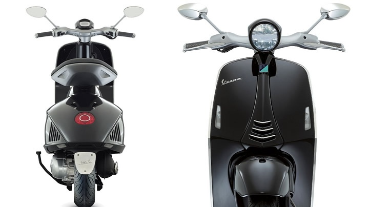 2012 EICMA: 2013 Vespa 946 Automatic Scooter First Look and Features