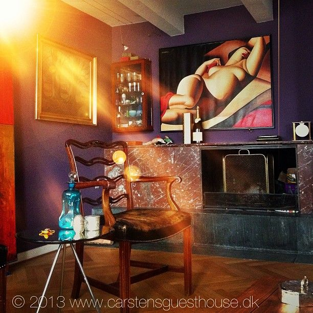I like everything in this room!