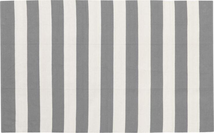Olin Grey Rug  | Crate and Barrel