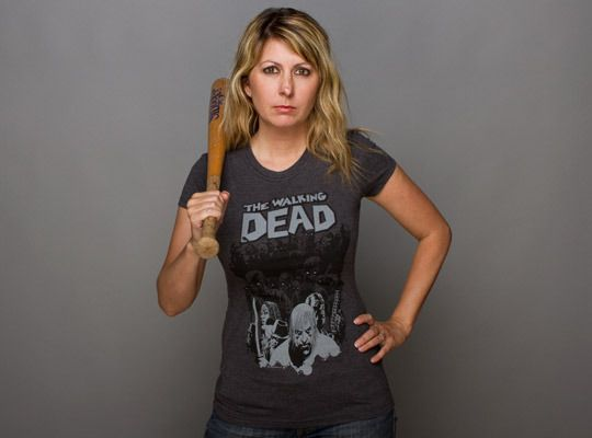 The Walking Dead Herd Womens Tee