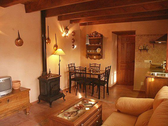Imagenes de decoracion de casas rusticas buscar con - Casa rustica decoracion ...