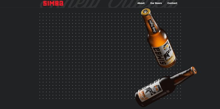 Simba Beer _ Launch Campaign /InfoThe job was done for the launch of Simba beer in India. We were approached by Beard Design, Mumbaito develop product renders for their website and digital campaign of Simba beer.Our role was to develop the CGI mod…
