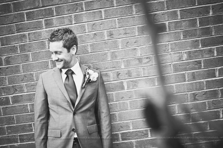 Photographe Mariage Montreal - Bonnallie Brodeur - wedding, portrait, him, vintage, #bonnalliebrodeur #photographe #mariage #wedding