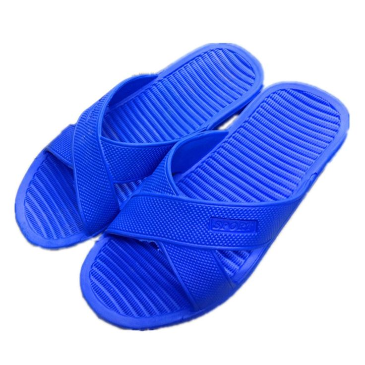 4.17$  Buy here - Fshion Men Shoes Summer EVA Massage Foam Beach Flat Sandals Non-slip Bathroom Household Room Indoor Home House Shoes   #magazineonline