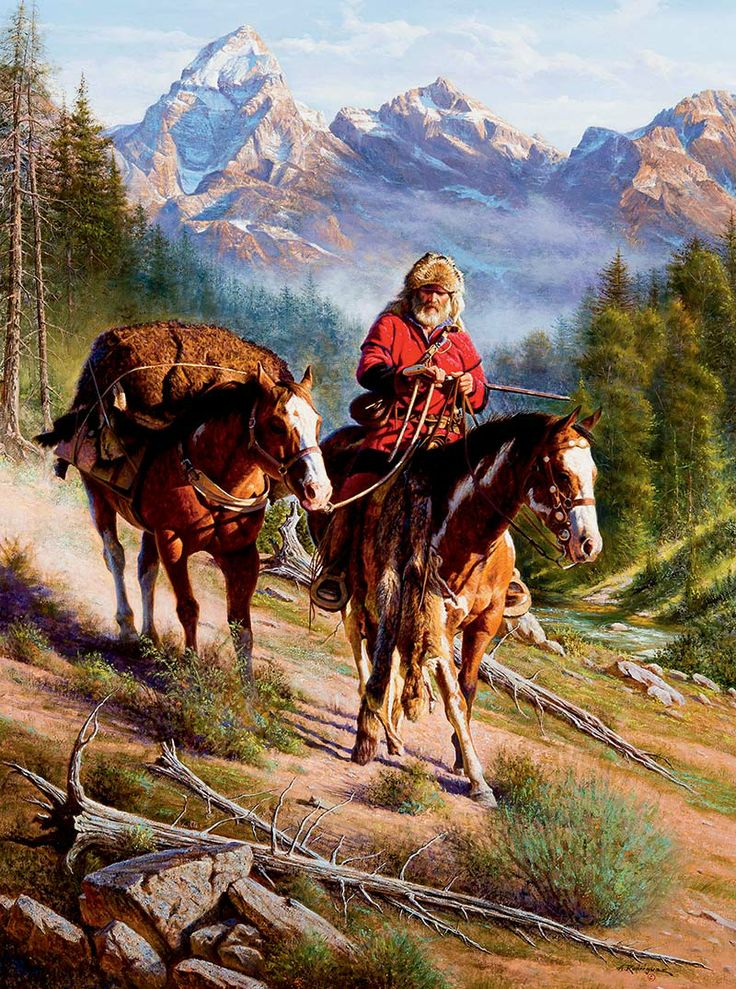 17 Best Images About Mountain Men Fur Traders On