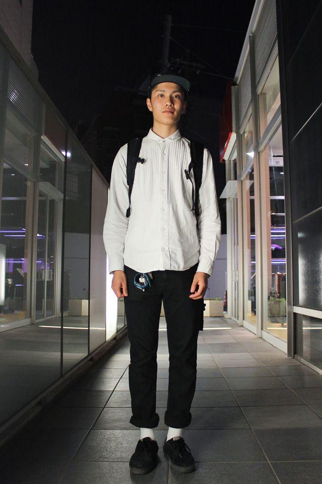 ストリートスナップ原宿 - Yutaroさん | Fashionsnap.com