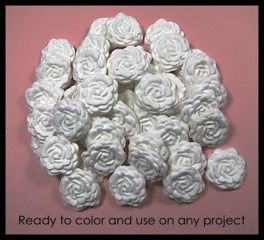 Check out 4 different ways to colour the new Simply Pressed Clay - includes a video by my Stampin' friend Connie