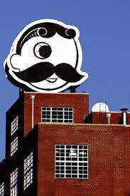 FAMOUS NATTY BOH SIGN IN BALTIMORE, MD
