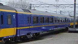 nederlandse treinen - Koninklijke trein