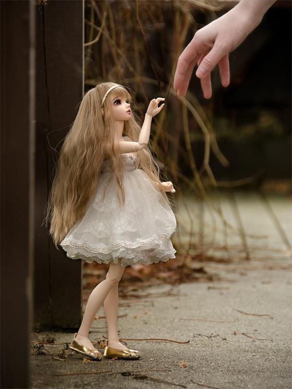 Stunning doll from FairyLand -