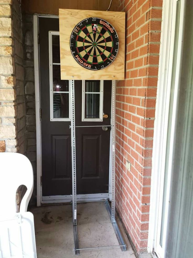 Home Made Outdoor Games