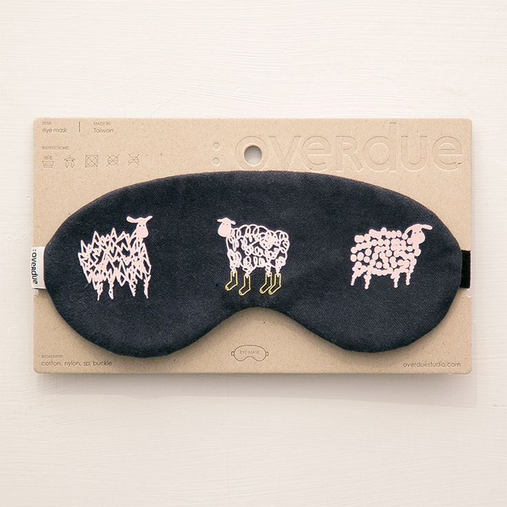 2015-the year of sheep-eyemask