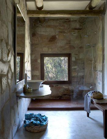 Una espectacular casa en uruguay ba os casas dise os for Casa minimalista uy